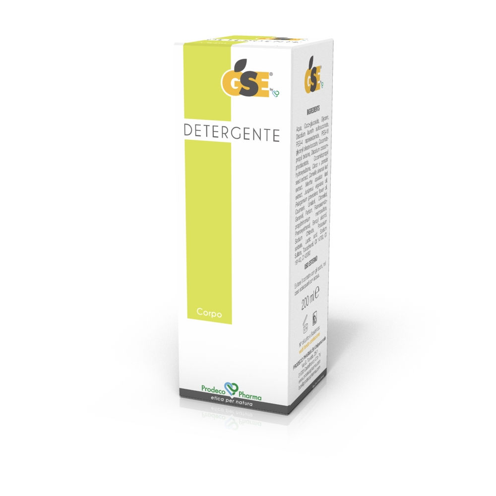 GSE DETERGENTE CORPO 200ML - Farmaci.me