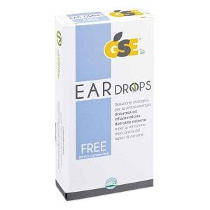 GSE EAR DROPS FREE 10 PIPETTE 0,3 ML - Farmastar.it