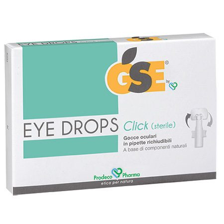 GSE Eye Drops Click 5ml - Farmapage.it