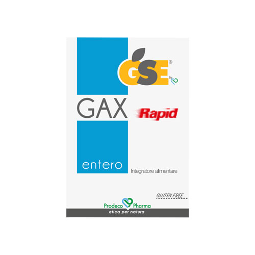 GSE Gax Rapid 12cpr - Farmapage.it