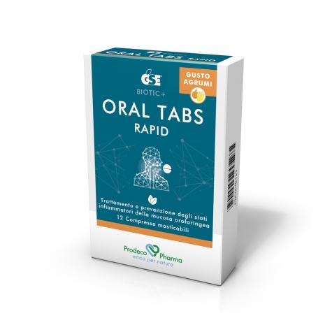 GSE ORAL TABS RAPID 12 COMPRESSE - farmaciadeglispeziali.it