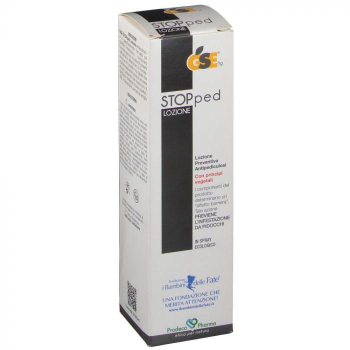 GSE STOPped lozione Eco spray100ml - Farmapage.it