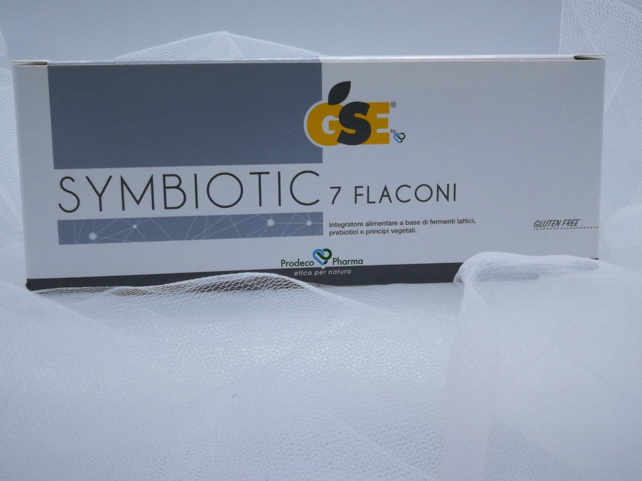 GSE SYMBIOTIC 7 FLACONCINI - Farmalandia
