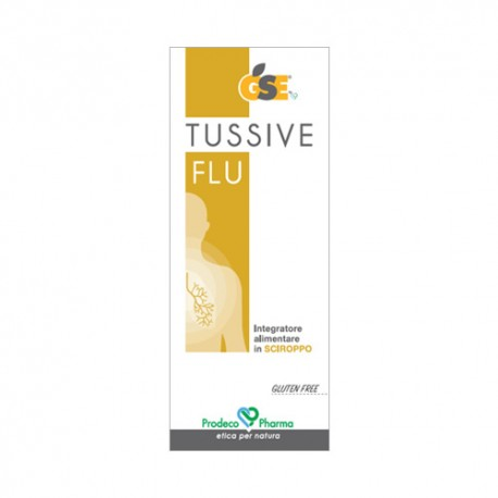 GSE TUSSIVE FLU 120 ML - Farmacia Bartoli