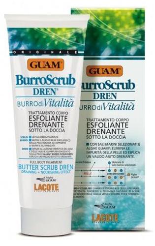 GUAM BURRO SCRUB DREN 200 ML - Farmacia Centrale Dr. Monteleone Adriano