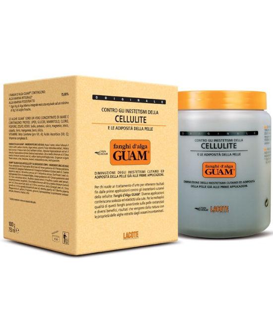 GUAM FANGHI D'ALGA 1KG - Farmaci.me