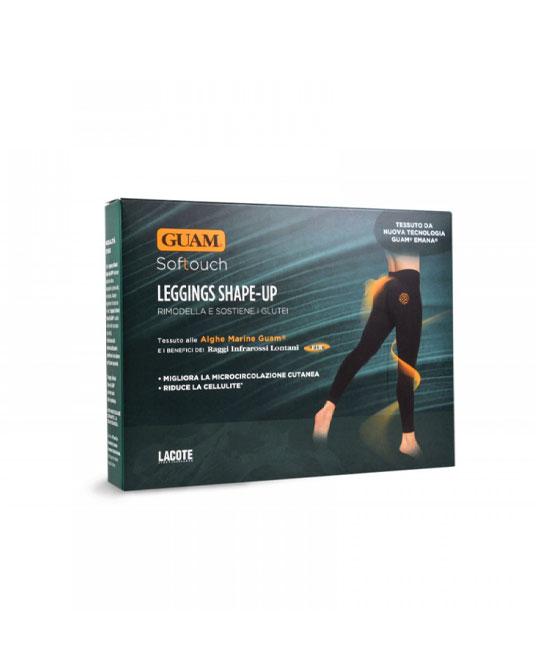 GUAM LEGGINGS SHAPE-UP XS/S - latuafarmaciaonline.it
