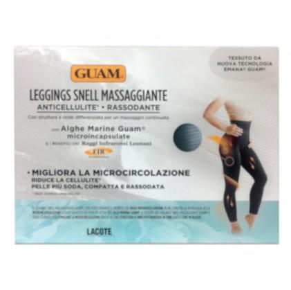 GUAM LEGGINGS SNELL MASSAGGIANTE S/M - Farmafamily.it