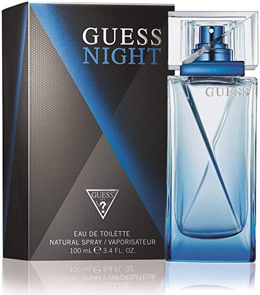 Guess Night Homme 100 Ml - Parafarmacia Tranchina