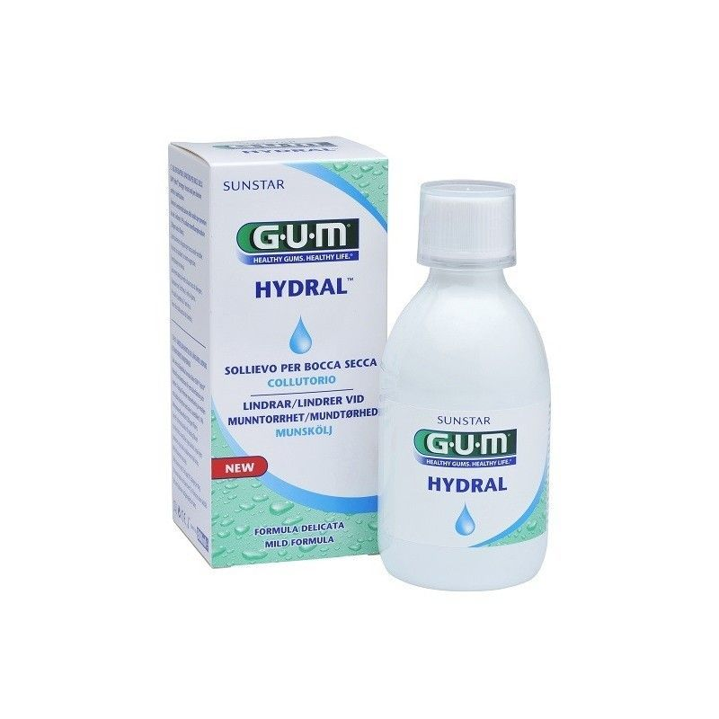 Gum Hydral Collutorio 300ml -