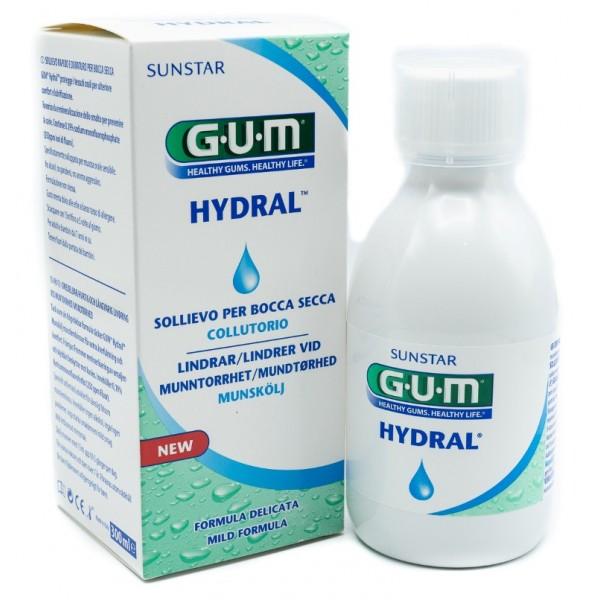 GUM HYDRAL COLLUTORIO 300 ML - Speedyfarma.it