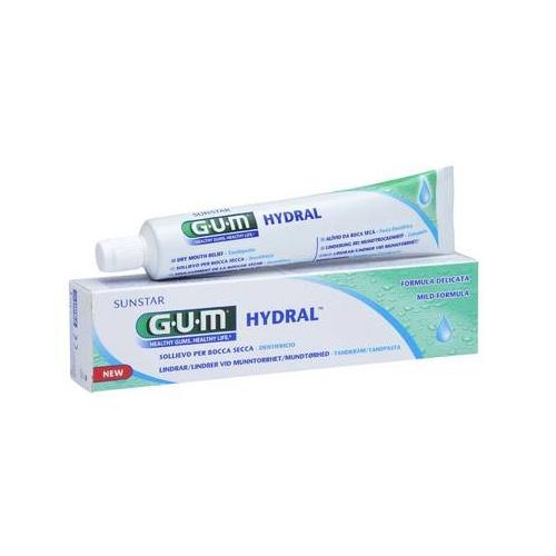 GUM HYDRAL DENTIFRICIO 75 ML - Arcafarma.it