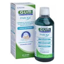 GUM PAROEX 0.06 CHX COLLUT 500 - Farmabaleno