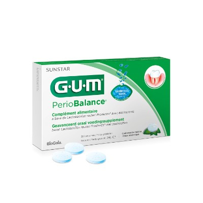 GUM PERIOBALANCE 30 COMPRESSE - Iltuobenessereonline.it