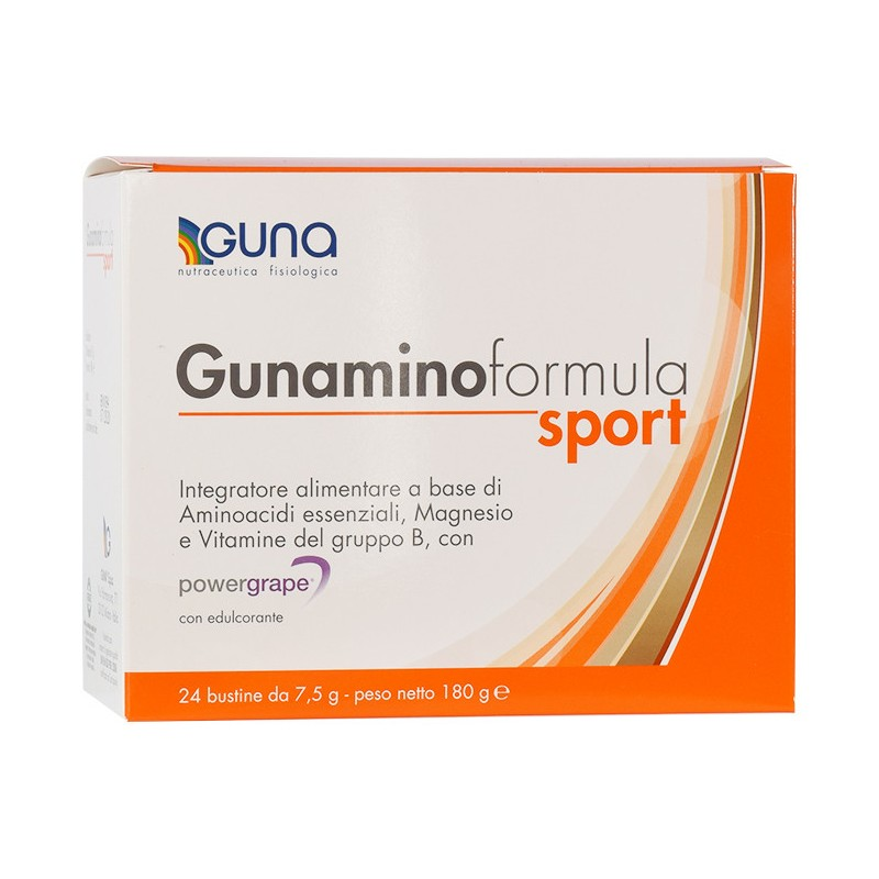 Guna Gunamino Formula Sport  24 Bustine - Zfarmacia