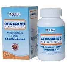 GUNAMINO FORMULA 150CPR - Parafarmacia la Fattoria della Salute S.n.c. di Delfini Dott.ssa Giulia e Marra Dott.ssa Michela