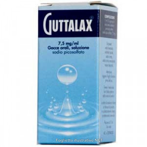 GUTTALAX*OS GTT 15ML 7,5MG/ML - FARMAPRIME