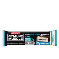 GYMLINE 20G PROTEINBAR LS COCONUT 55 G - Farmastop