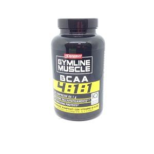 Gymline Muscle BCAA 4:1:1 Kyowa Quality 180 Compresse da 1 g - Farmacia 33