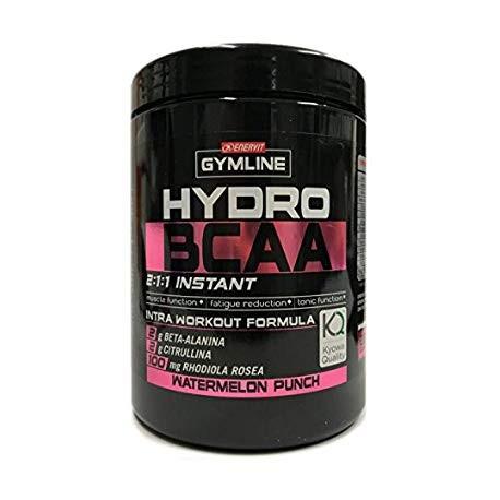 ENERVIT GYMLINE MUSCLE HYDRO BCAA INSTANT WATERMELON POLVERE 335 G - Farmaconvenienza.it