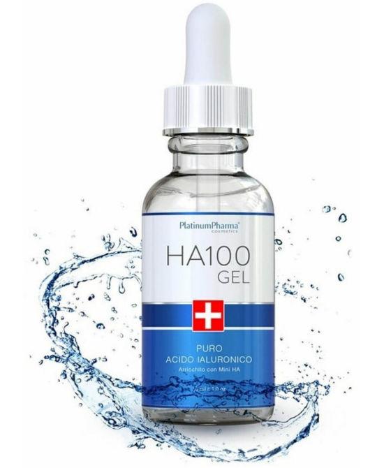 HA100 ACIDO IALURONICO 100% 30 ML - Farmaci.me