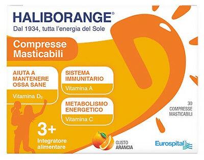 HALIBORANGE 30 COMPRESSE MASTICABILI 450MG - latuafarmaciaonline.it