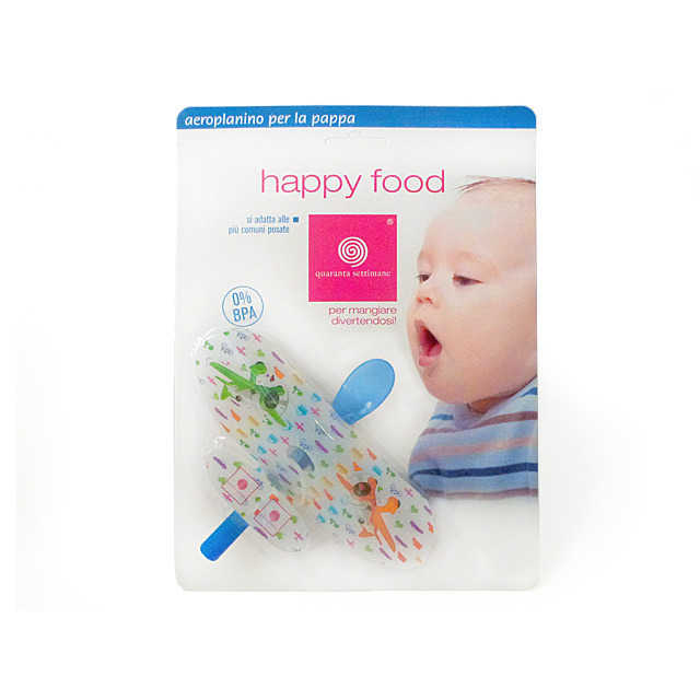 Happy Food Aeroplanino per la Pappa - Sempredisponibile.it