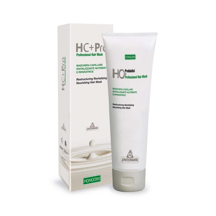Specchiasol HC Hair Mask Professional Maschera Capelli Rivitalizzante 250 ml - latuafarmaciaonline.it
