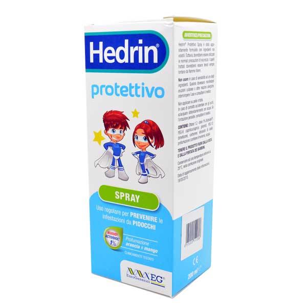 HEDRIN PROTETTIVO SPRAY PIDOCCHI 200 ML - FARMAEMPORIO