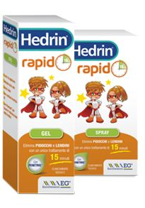 HEDRIN RAPIDO LIQUIDO GEL SPRAY SPRAY 60 ML - Farmacia 33