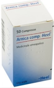 HEEL ARNICA COMPOSTO 50 COMPRESSE - Farmacia33