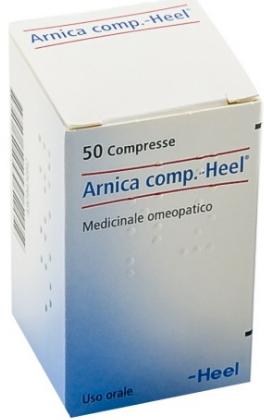 HEEL ARNICA COMPOSTO 50 COMPRESSE - Farmaciacarpediem.it