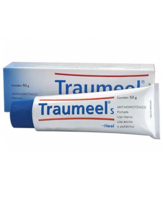 TRAUMEEL S CREMA 50G - Farmaci.me