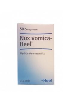 HEEL NUX VOMICA 50 TAVOLETTE - Farmacia 33