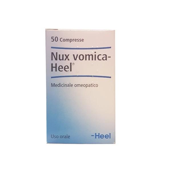 HEEL NUX VOMICA 50 TAVOLETTE - Speedyfarma.it