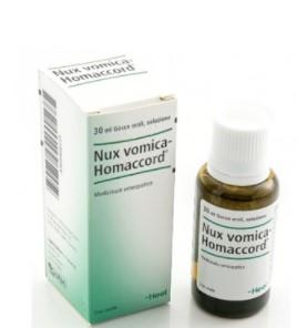 HEEL NUX VOMICA HOMACCORD GOCCE 30 ML - Farmacia33