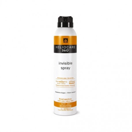 HELIOCARE 360 INVISIBLE SPRAY SPF30 200 ML - Farmacia Castel del Monte