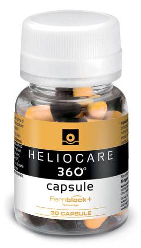 HELIOCARE 360 ORAL 30 CAPSULE - Farmacia Centrale Dr. Monteleone Adriano