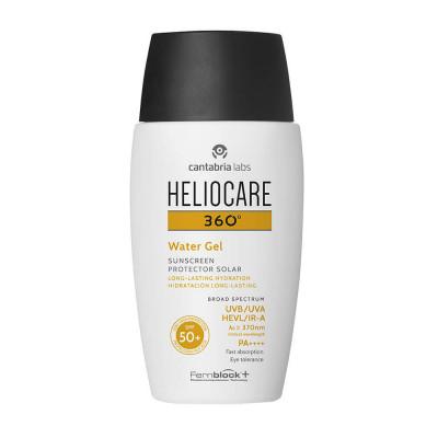 HELIOCARE 360 WATER GEL SPF 50+ 50 ML - Farmacia Castel del Monte