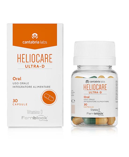 HELIOCARE ULTRA-D 30 CAPSULE - Farmaci.me
