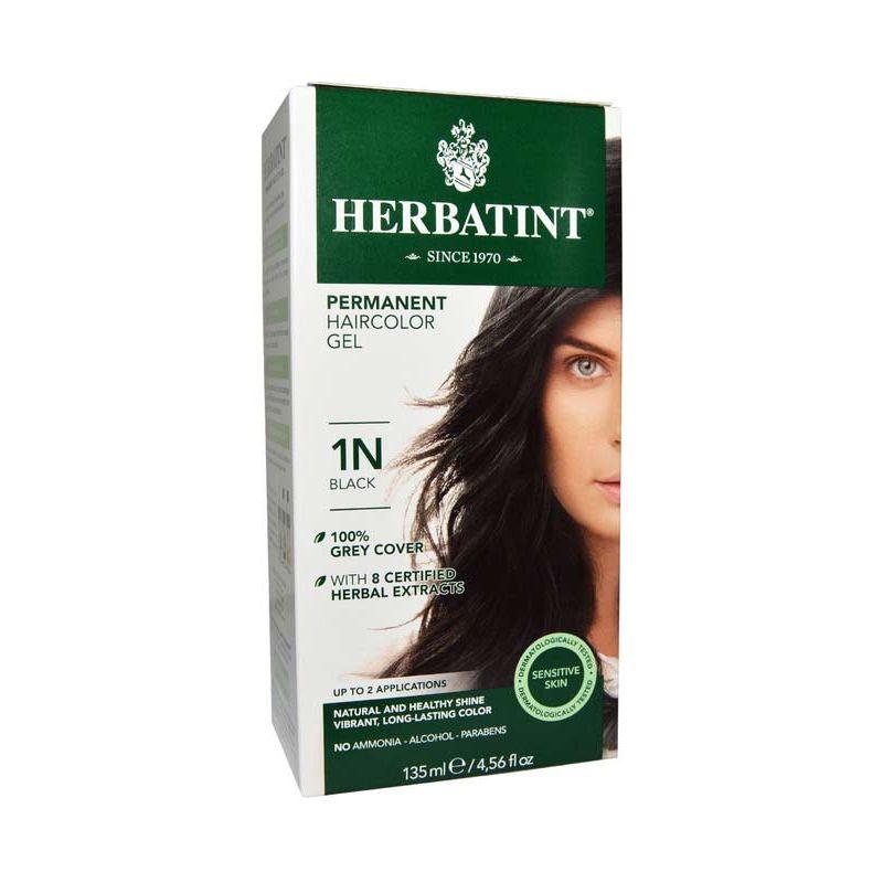 HERBATINT COLORE 1N Nero 135ml - Farmapage.it