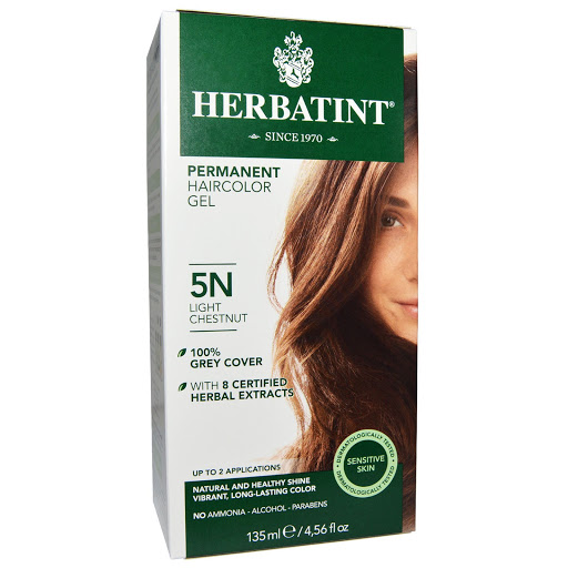 Herbatint Colorazione Naturale Nuance 5n Castano Chiaro 135ml - Farmafamily.it