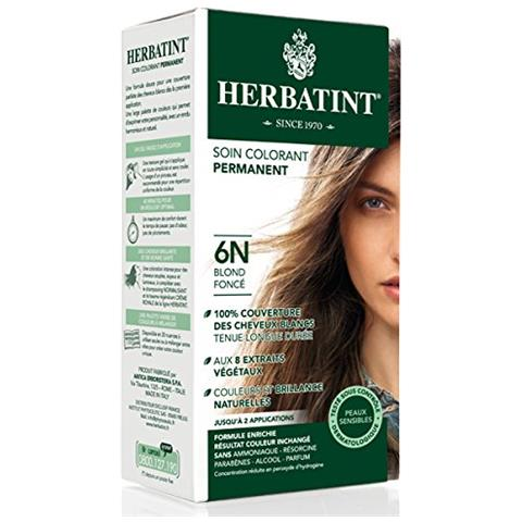 Herbatint Colorazione Naturale Nuance 6n Biondo Scuro 135ml - Farmafamily.it