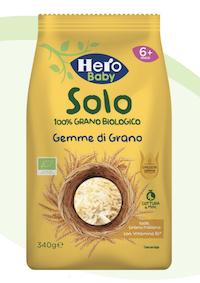 Hero Baby Solo Pastina di Gemme di Grano 340g - Arcafarma.it