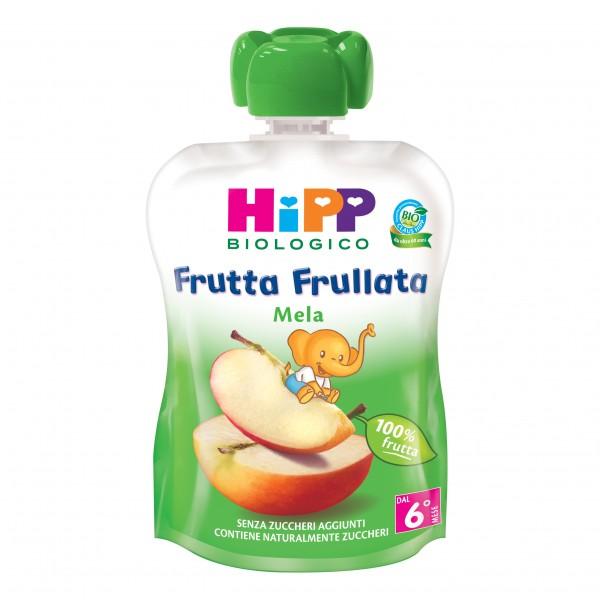 HIPP BIO HIPP BIO FRUTTA FRULLATA MELA 90 G - DrStebe