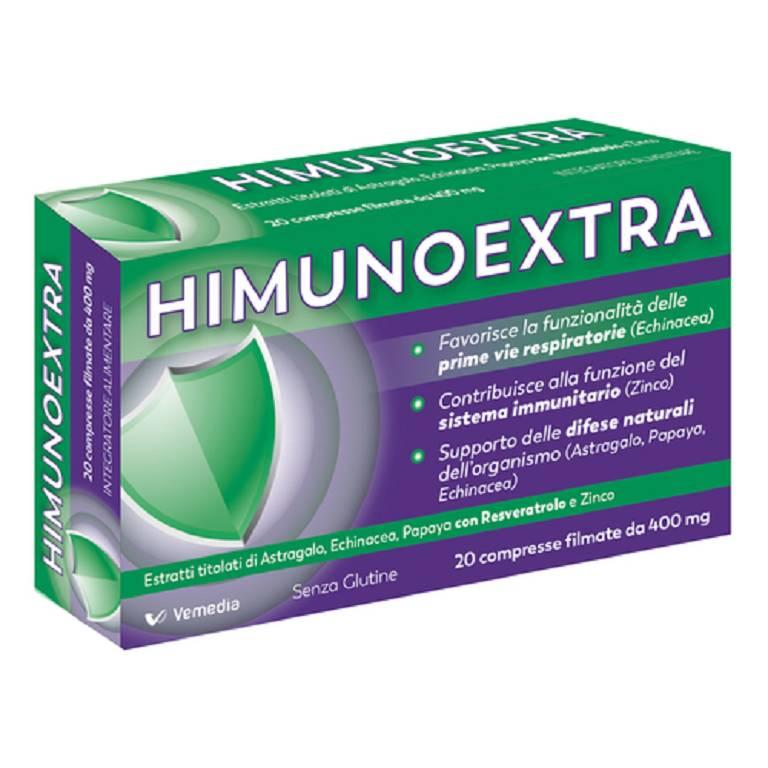 HIMUNOEXTRA 20 COMPRESSE - Farmacia Bartoli
