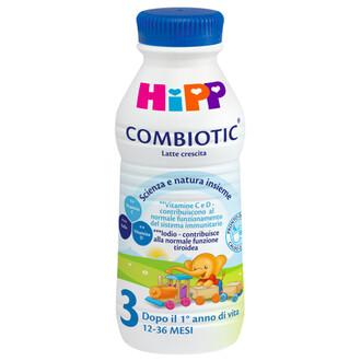 HIPP 3 LATTE COMBIOTIC CRESCITA 470 ML - Nowfarma.it