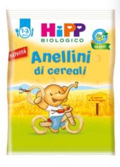HIPP BIO ANELLINI CEREALI 25 G - Farmacia33