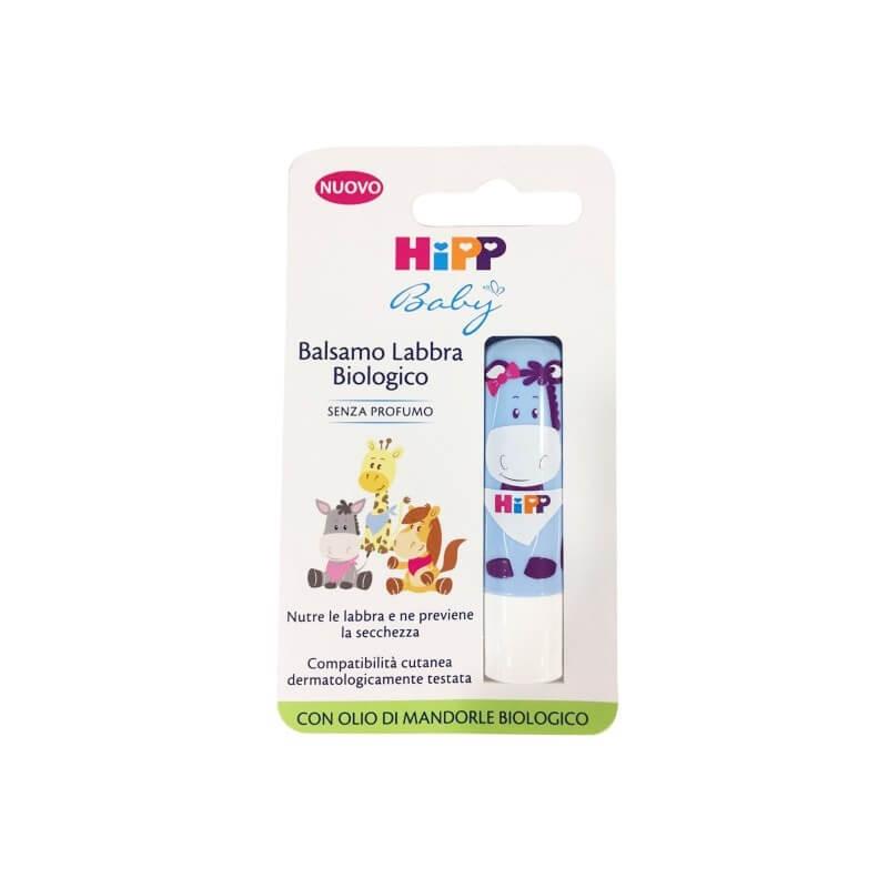 HIPP BIO BALSAMO LABBRA 4,8 G - Farmalke.it