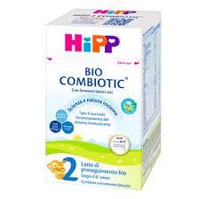 HIPP BIO 2 LATTE COMBIOTIC PROS 600G - Farmabaleno